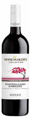 Zonin Winemaker's Collection Montepulciano 2015