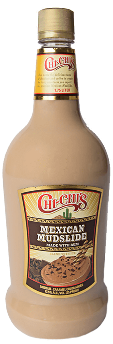 Chi Chi S Mexican Mudslide 1 75l Bremers Wine And Liquor
