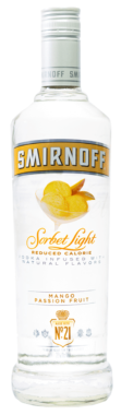 Smirnoff Light Mango Passionfruit Sorbet