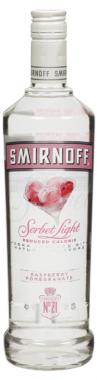 Smirnoff Light Raspberry Pomegranate Sorbet