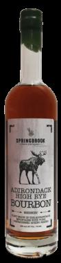 Springbrook Hollow Distillery High Rye Bourbon
