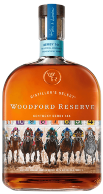 Woodford Reserve Limited Edition Kentucky Derby Bottle