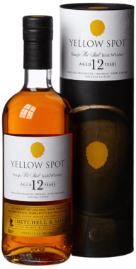 Spot Whiskey Yellow Spot Irish Whiskey
