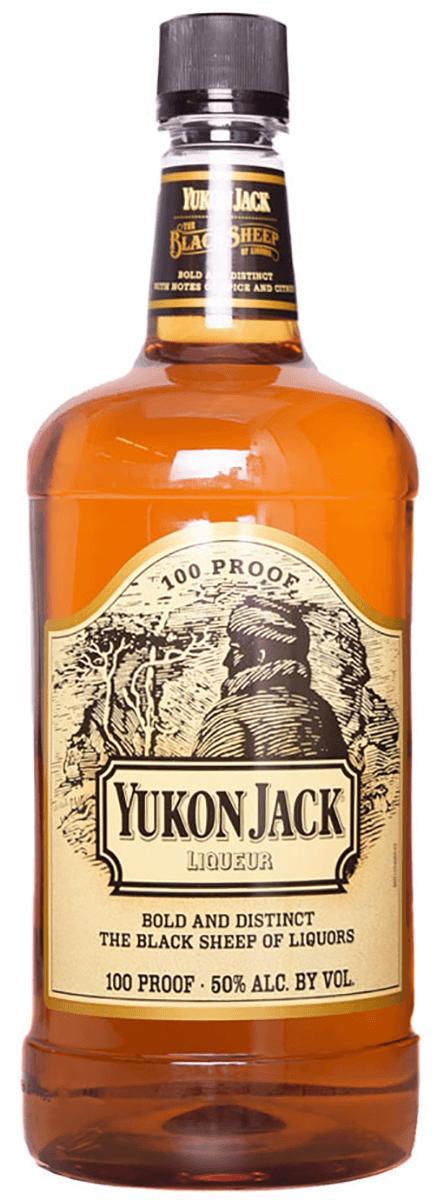 Yukon Jack Canadian Liqueur 1 75l Bremers Wine And Liquor