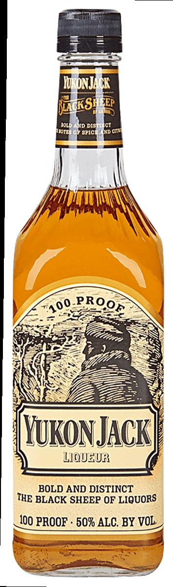 Yukon Jack Canadian Liqueur 1 L Bremers Wine And Liquor