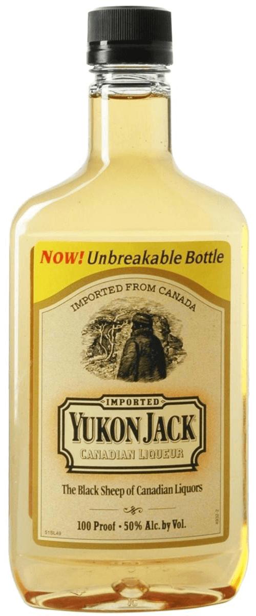 Yukon Jack Canadian Liqueur 375ml Bremers Wine And Liquor