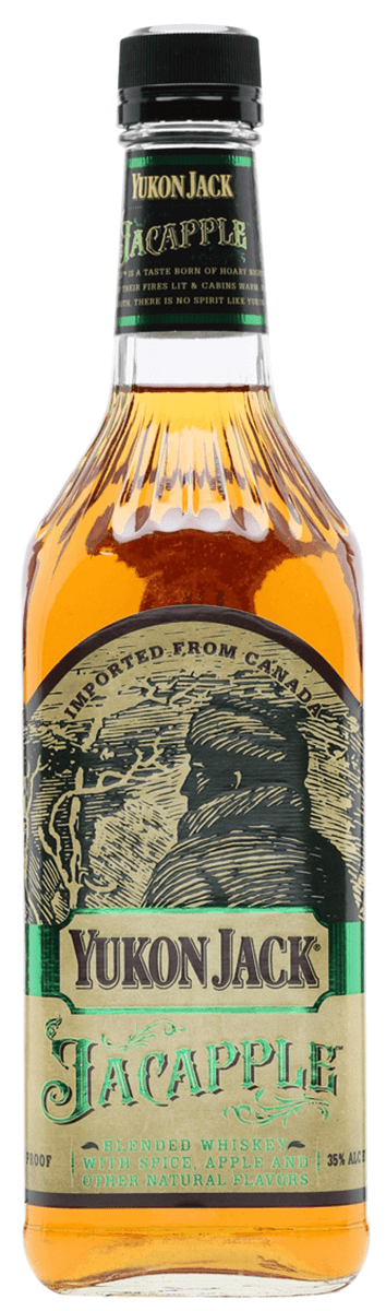 Yukon Jack Jacapple 750ml Bremers Wine And Liquor