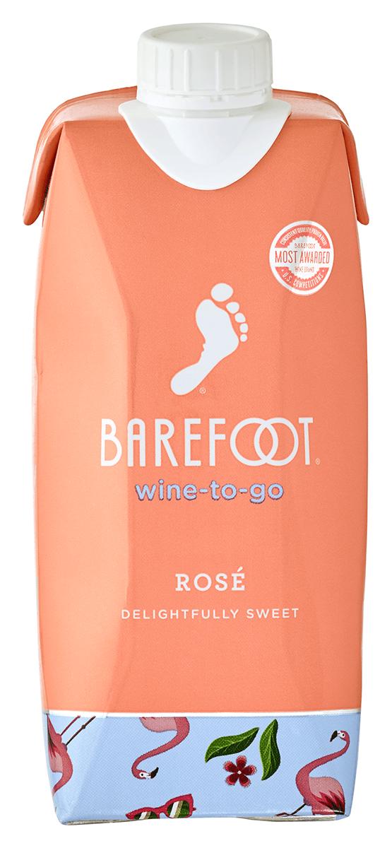 Barefoot Rosé Tetra - 500ml