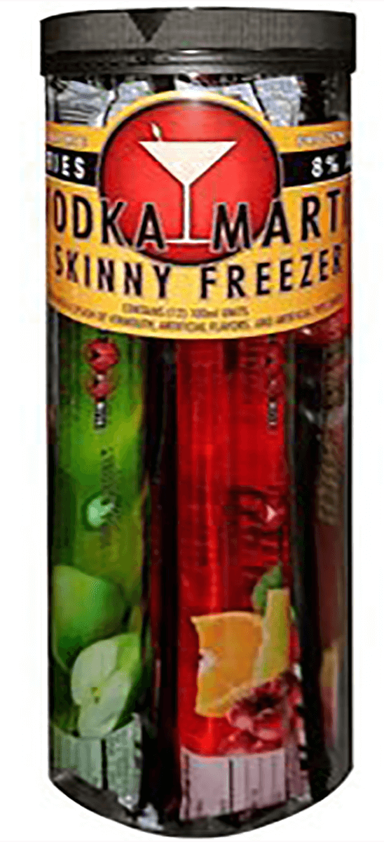 vodka martini skinny freezer near me