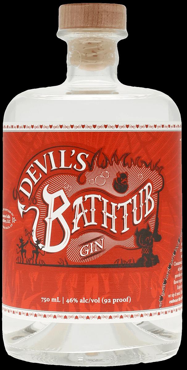 Honeoye Falls Devil S Bathtub Gin 750ml Bremers Wine And Liquor