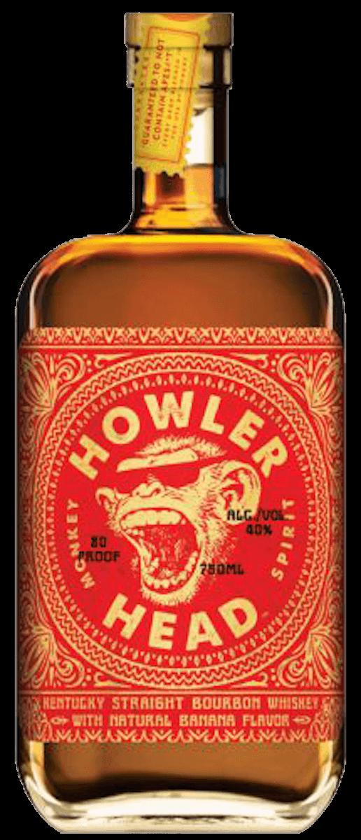 Howler Head Banana Bourbon - 750ML - Bremers Wine and Liquor